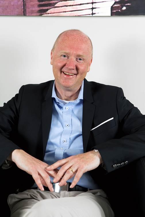 General Manager Cartamundi Nordic Fredric Johansson
